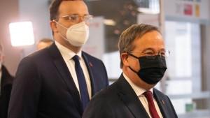 Laschet und Spahn wollen CDU neu ausrichten