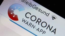 Nutzer der Corona-App sollen Testergebnisse häufiger teilen