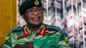 Augenzeugen berichten von Panzern in Harare