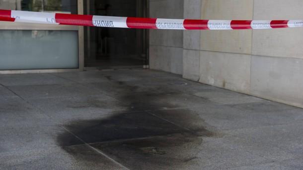 Musiklehrer gesteht Brandanschläge auf Staatsgebäude
