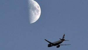 Luftraum über London wegen Computerfehler gesperrt