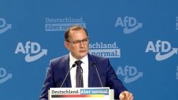 """""""Es gab Gulaschsuppe und Schwarzbrot"""""""