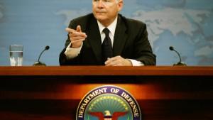 Pentagon muss 100 Milliarden Dollar einsparen