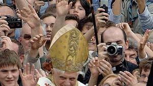Benedikt XVI. besorgt über die Entleerung der Seelen