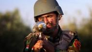 Kurdische Kampfansagen