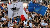 """""""Die EU kann nicht einfach mit Panzern in Polen auffahren"""""""