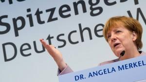 Merkel sichert Niederlanden Solidarität zu