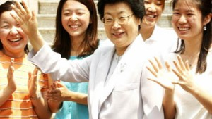 Erstmals Frau zur Ministerpräsidentin ernannt