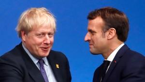 Johnson und Macron wollen an Atomabkommen mit Iran festhalten
