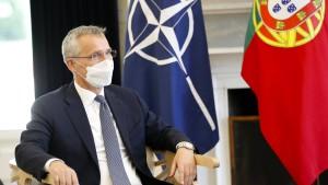 """Nato verurteilt Zwangslandung in Belarus als """"inakzeptable Tat"""""""