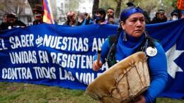 Ein Konflikt so alt wie Chile