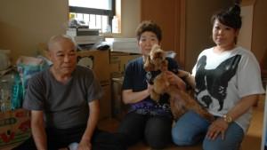 Die Trauer der Familie Sato