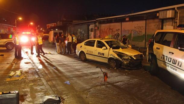 Mindestens acht Verletzte bei Terrorangriff in Tel Aviv