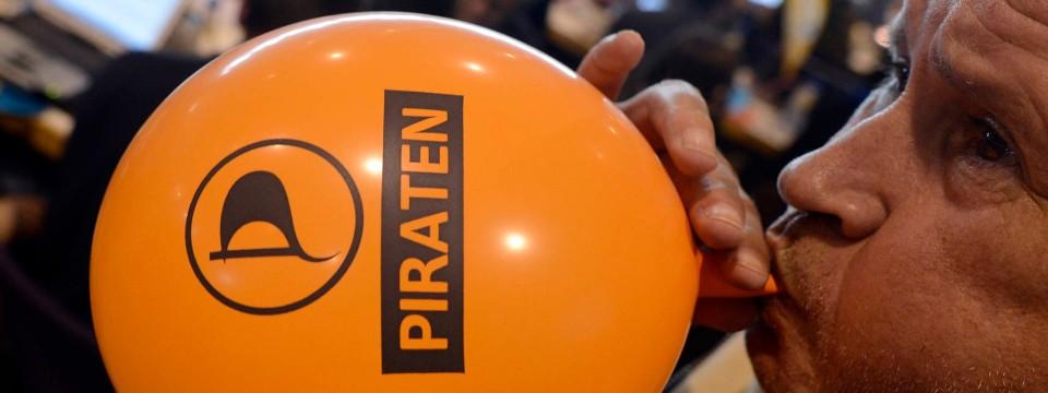 Piratenpartei: Angebot zum Anderssein - Inland - FAZ