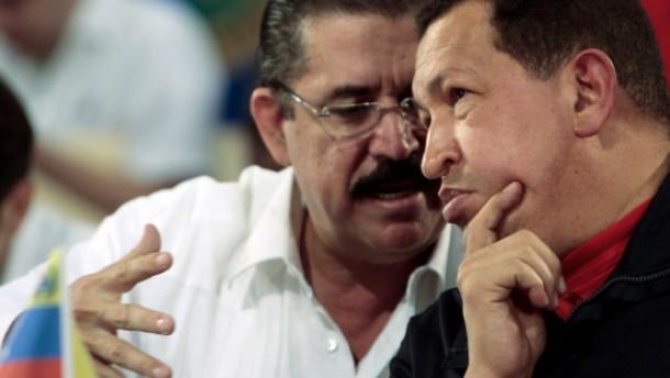 Venezuela stoppt nach Putsch billige Öllieferungen