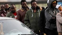 Israel setzt Abschiebung afrikanischer Asylanten aus