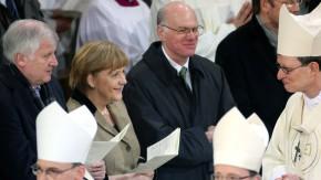 Dankgottesdienst für Papst Benedikt XVI