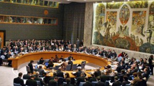 Die Welt blickt auf den Sicherheitsrat