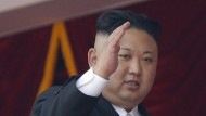 Nordkoreas Machthaber Kim Jong-un