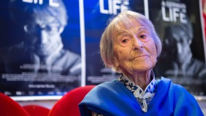 Ehemalige Goebbels-Sekretärin gestorben