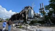Sechzigjähriger stirbt nach Explosion in Entsorgungsfirma
