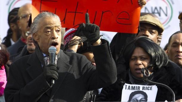 Obamas Mann fürs Schwarze