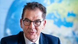 Gerd Müller als Generaldirektor der Unido nominiert