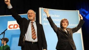 Merkels Volkserziehung