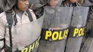 Unruhen in Indonesien