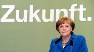 Merkel kandidiert wieder für Kanzleramt