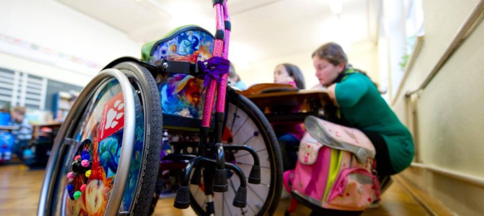 Baden Württemberg Treibt Gleichstellung Behinderter Voran