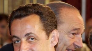 Sarkozy war wieder schneller