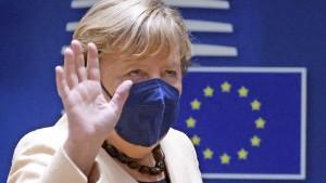 Merkel wirbt für mehr Markt