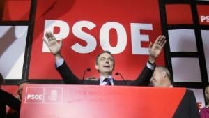Zapatero will frühere Irrtümer korrigieren