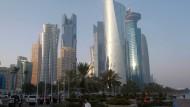 Arabische Staaten wollen Qatar notfalls jahrelang isolieren