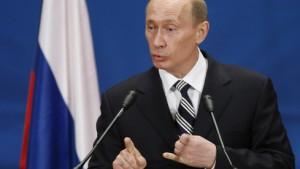 Putin warnt vor Osterweiterung
