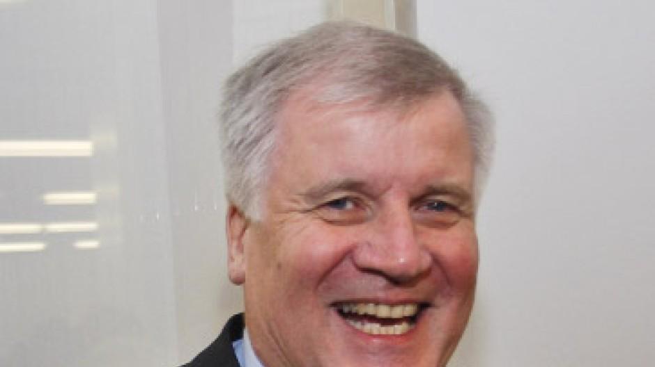 Der lachende Dritte: Horst Seehofer