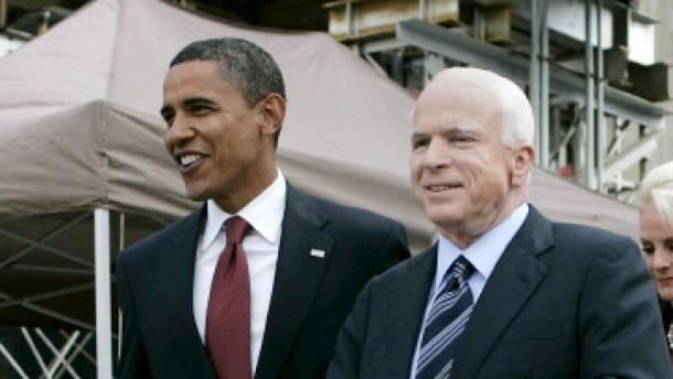 Wer ist der bessere Anti-Bush?