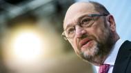 Will Bundeskanzler werden: Martin Schulz (SPD)