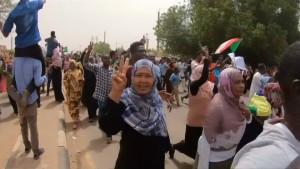 Wieder Tote bei Protesten im Sudan