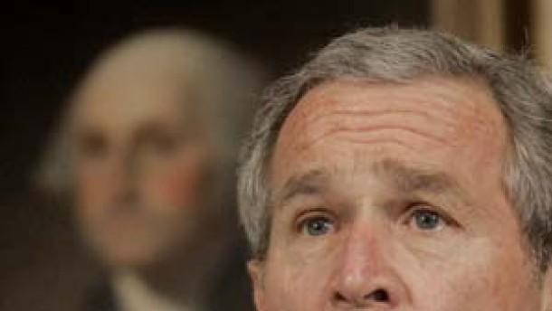 Bush verteidigt NSA-Überwachung