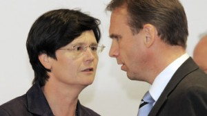 Weiter Differenzen über Althaus' Rücktritt