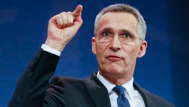 Nato weist sieben russische Diplomaten aus