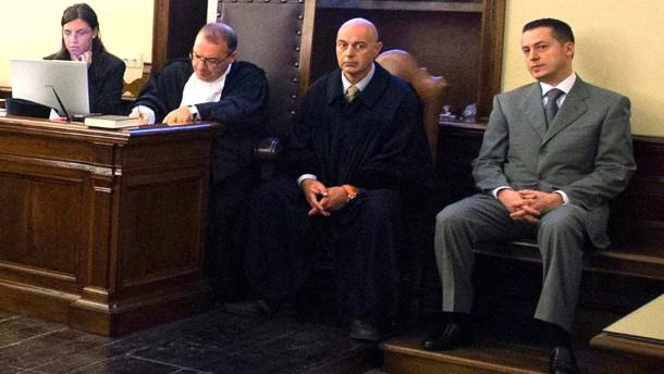 Kammerdiener des Papstes zu Haftstrafe verurteilt