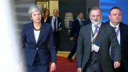 London verkündet Einigung auf Brexit-Vertrag