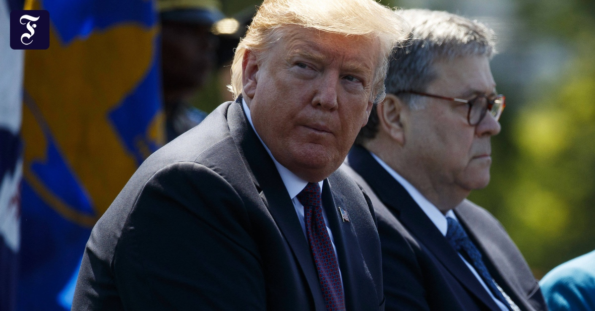 "Trump gibt Barr Befugnisse zu ""Gegen-Untersuchung"""