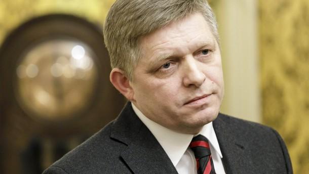 Ministerpräsident Fico muss sich Misstrauensvotum stellen
