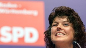 Ute Vogt bleibt Landesvorsitzende der SPD