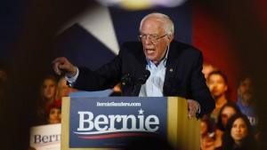 Ein Albtraum namens Bernie Sanders