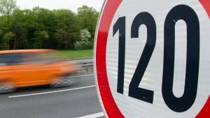 Gabriel tritt nicht mehr für Tempolimit auf Autobahnen ein